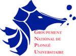 Logo Partenaire GROUPEMENT NATIONAL DE PLONGEE UNIVERSITAIRE